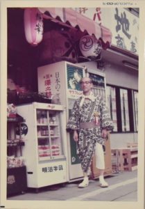 氷川神社大祭(昭和50年代前半)